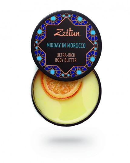 """Лифтинг крем-масло Zeitun """"Марокканский полдень"""" в интернет-магазине натуральной косметики Crowny.ru"""