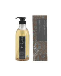 Шампунь для жирной кожи головы Whamisa с упаковкой в интернет-магазине натуральной косметики Crowny.ru