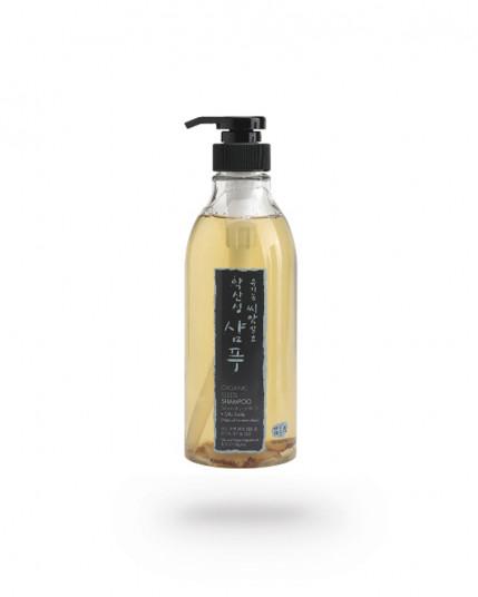 Шампунь для жирной кожи головы Whamisa в интернет-магазине натуральной косметики Crowny.ru