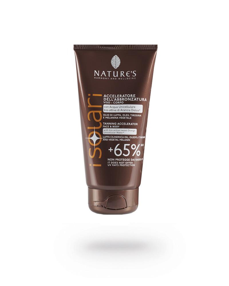 Крем усилитель загара +65% Nature's в интернет-магазине натуральной косметики Crowny.ru