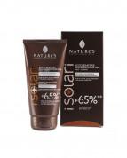 Крем усилитель загара +65% Nature's с упаковкой в интернет-магазине натуральной косметики Crowny.ru