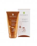 Крем от солнца SPF-25 Nature's с упаковкой в интернет-магазине натуральной косметики Crowny.ru