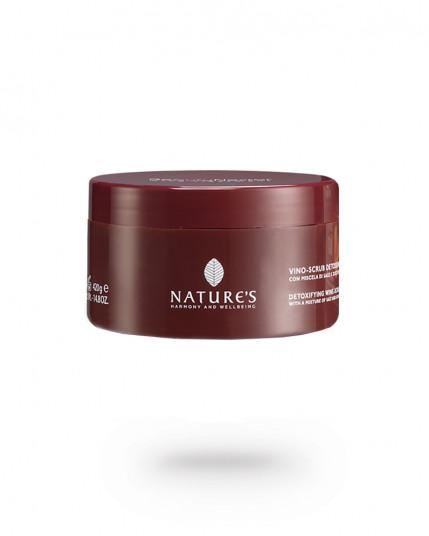 Скраб для тела выводящий токсины Nature's Beauty Nectar в интернет-магазине натуральной косметики Crowny.ru
