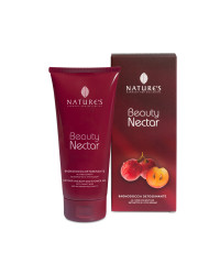 Гель для ванны и душа Nature's Beauty Nectar с упаковкой в интернет-магазине натуральной косметики Crowny.ru