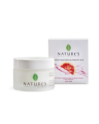 Маска-крем питательная для лица Nature's с упаковкой в интернет-магазине натуральной косметики Crowny.ru