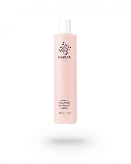 Мицеллярная розовая вода Nairian в интернет-магазине натуральной косметики Crowny.ru