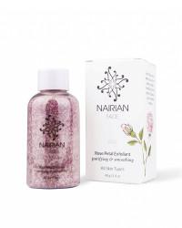 Скраб Nairian с лепестками розы с упаковкой в интернет-магазине натуральной косметики Crowny.ru