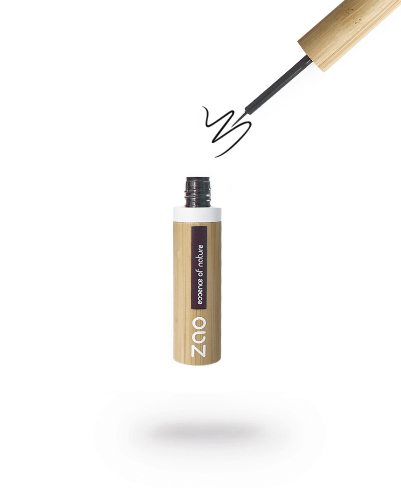 """Подводка для глаз 071 ZAO """"Темно коричневый"""" в интернет-магазине натуральной косметики Crowny.ru"""