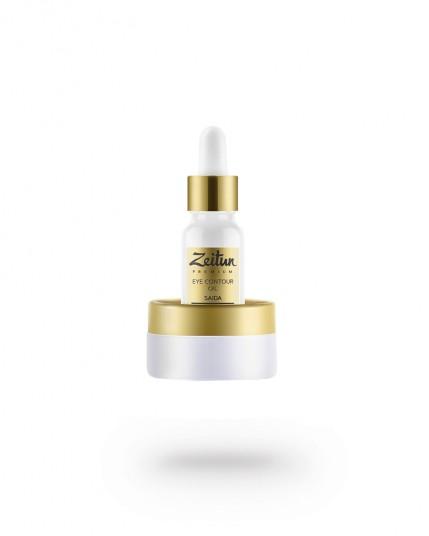 Масляный эликсир для контура глаз Zeitun в интернет-магазине натуральной косметики Crowny.ru