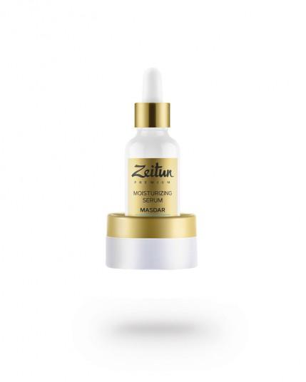 Сыворотка для лица Zeitun с гиалуроновой кислотой в интернет-магазине натуральной косметики Crowny.ru