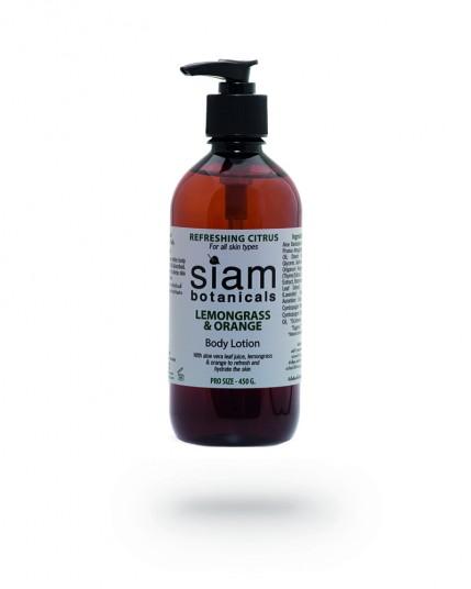 Лосьон Освежающий цитрус Siam