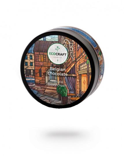 """Крем для тела """"Бельгийский шоколад"""" EcoCraft"""