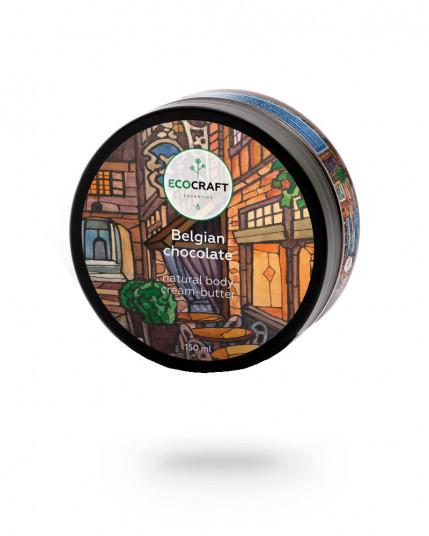 """Крем-масло """"Бельгийский шоколад"""" EcoCraft"""