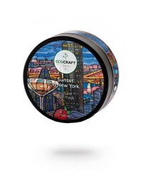 """Маска для блеска и густоты волос """"Sunset in New York"""" Закат в Нью-Йорке 150 мл EcoCraft"""