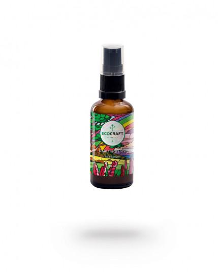 """Ecocraft - Сыворотка (серум) для кончиков волос """"Rain fragrance"""" Аромат дождя (несмываемая) 50 мл"""