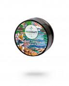 "EcoCraft - Крем-масло для рук ""Green banana and tiare"" Зеленый банан и тиаре 60 мл"