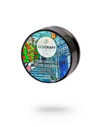 """EcoCraft - Крем-масло для рук """"Mandarin and pink pepper"""" Мандарин и розовый перец 60 мл"""