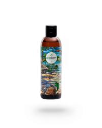 """EcoCraft - Шампунь для волос """"Coconut collection""""   Кокосовая коллекция 250 мл"""