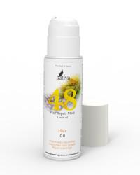 Крем-маска для волос восстанавливающая Sativa №48