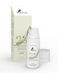 Крем для лица дневной для нормального и комбинированного типа кожи EVERY DAY Sativa №23