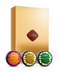 """Подарочный набор """"Секреты красоты"""" 3 бьюти-баттера Zeitun"""
