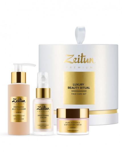 Набор Luxury Beauty Ritual для идеального цвета кожи Zeitun