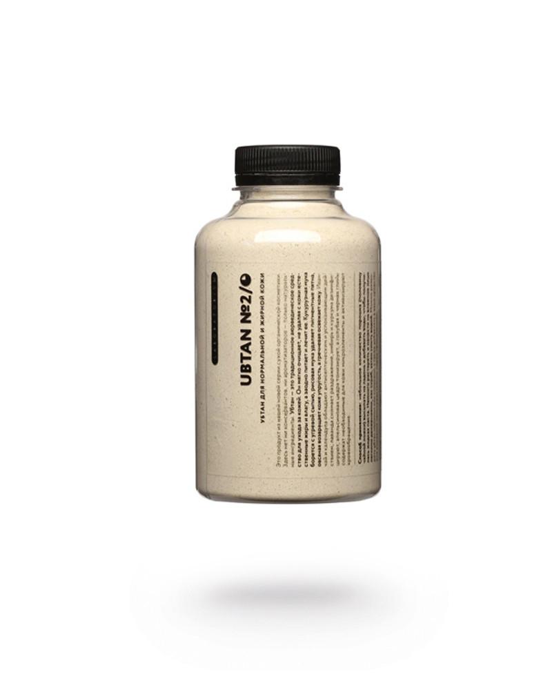 Убтан для жирной и нормальной кожи Laboratorium №2 400мл