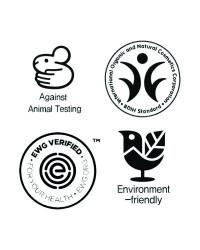 vegan, eco, cruelty free