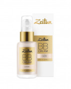 BB-крем Zeitun №3 темный с упаковкой