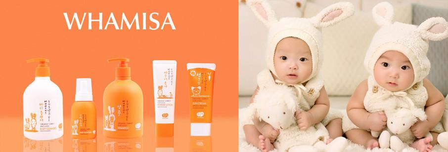 Натуральные и органические детские кремы и молочко