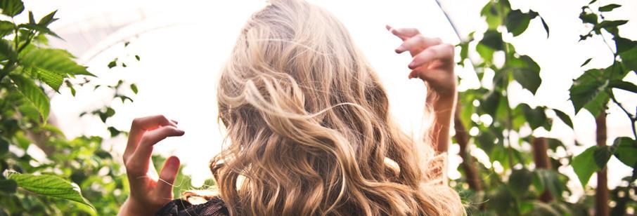 Органические сыворотки для волос